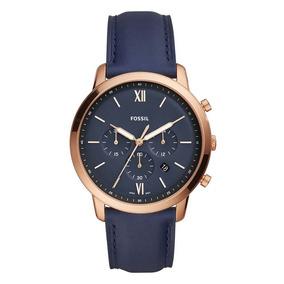 e80e5d2becf8 Reloj Fossil Azul Para Caballero - Reloj para de Hombre en Mercado ...