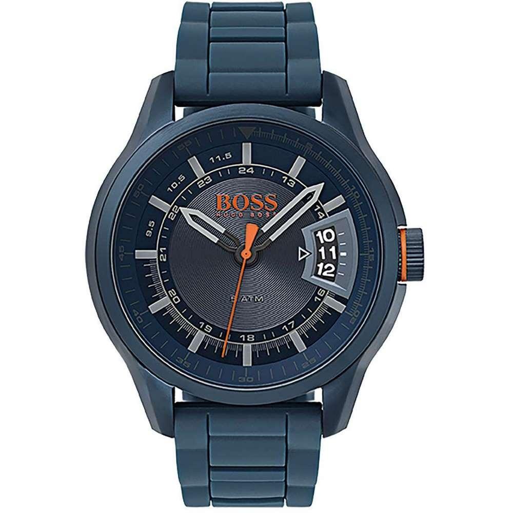 4cd3bf7d602d reloj análogo marca hugo boss modelo  1550049 color azul par. Cargando zoom.