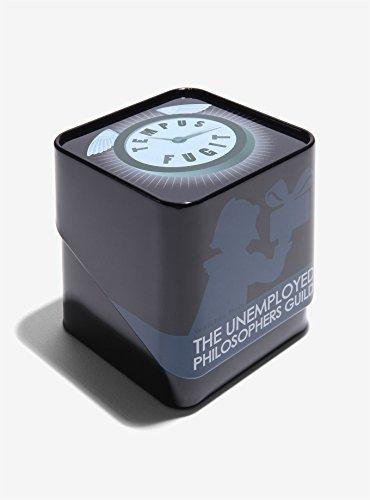 reloj analogo unisex al reves leonardo da vinci