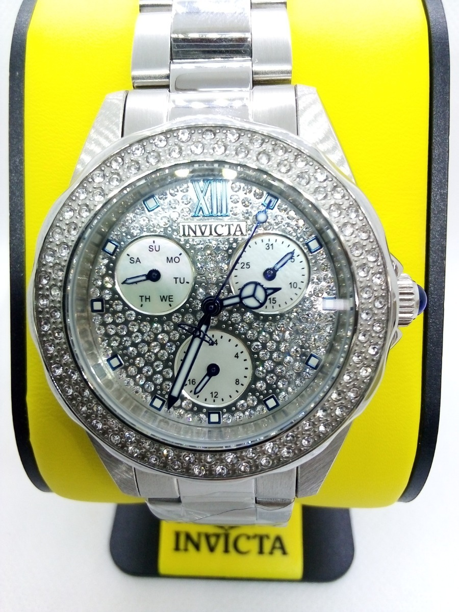 d1ba3235140a reloj angel invicta modelo 28432. Cargando zoom.