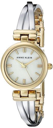 reloj anne klein ak/1171mptt plateado