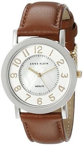reloj anne klein ak/1631mpti marrón