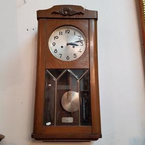 1e5384bd4a69 Reloj De Pared Junghans Ave Maria Antiguo Manecillas - Reloj de ...