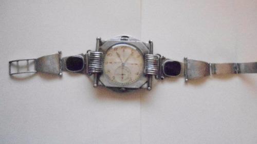reloj antiguo de plata