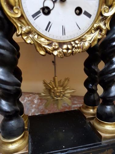 reloj antiguo francés sellado 1844