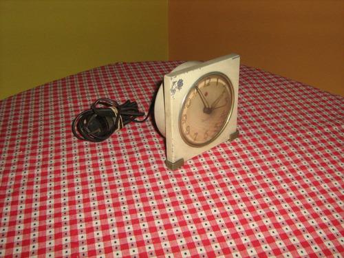 reloj antiguo mesa