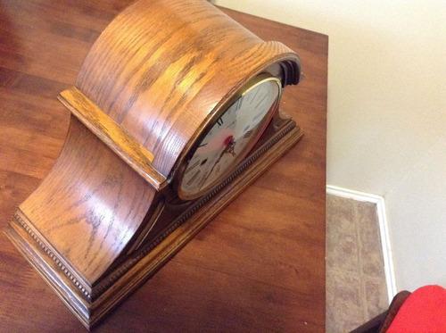 reloj antiguo mesa aleman  tres cuerda melodia o guarnicion