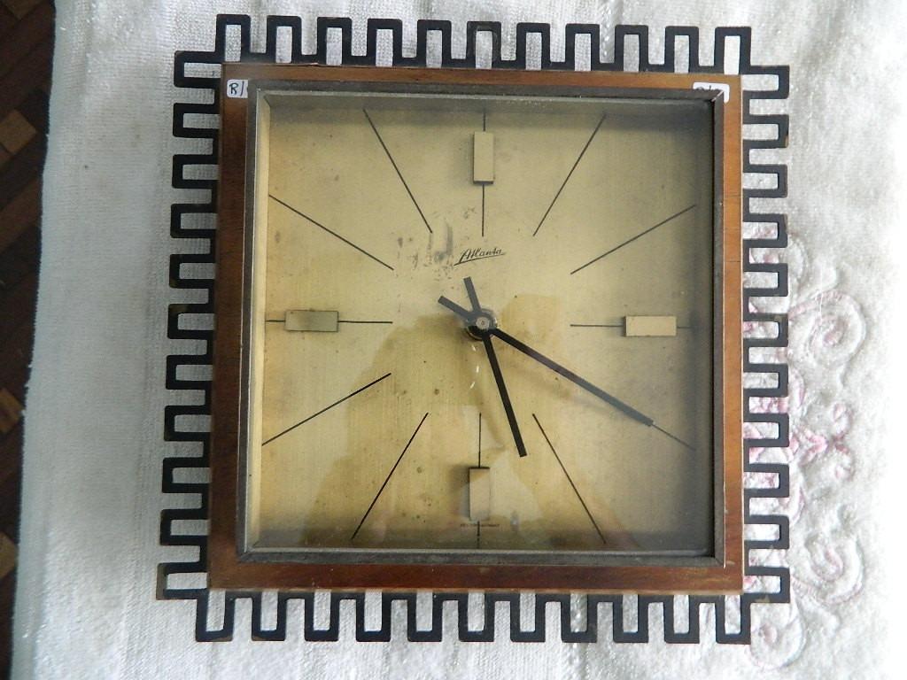 Antiguo Reloj De Pared En Mercado Libre Uruguay
