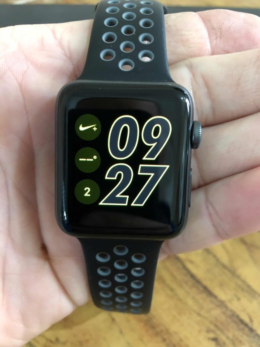 Reloj Apple Watch Serie Impecable Nike 2 42mm gbf6yY7