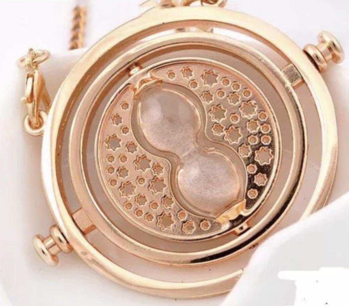 Reloj Arena Metalico Harry Potter Collar Giratiempo Hermione -   9.999 en  Mercado Libre 186dd2177ee