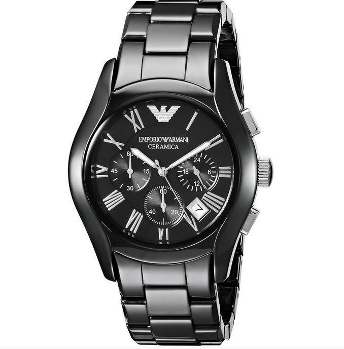 e8d730491c46 Reloj Armani De Ceramica Ar1400 Exclusivisimo Hermoso Reloj ...