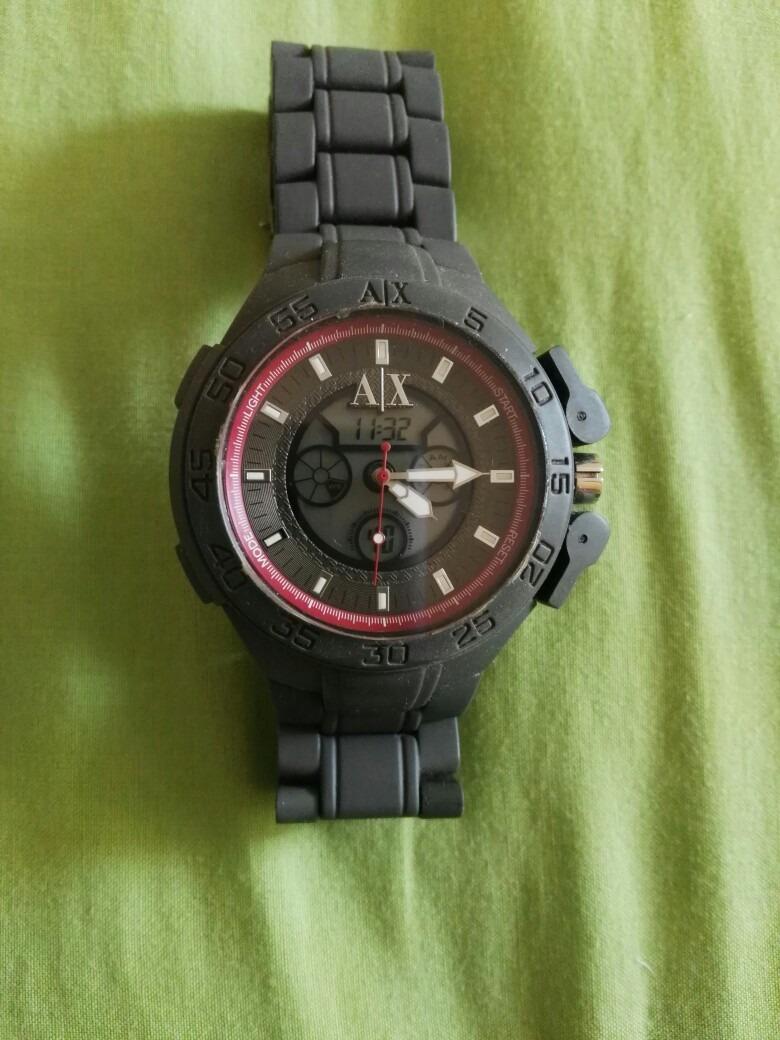 36db5ce6d98e reloj armani deportivo. Cargando zoom.