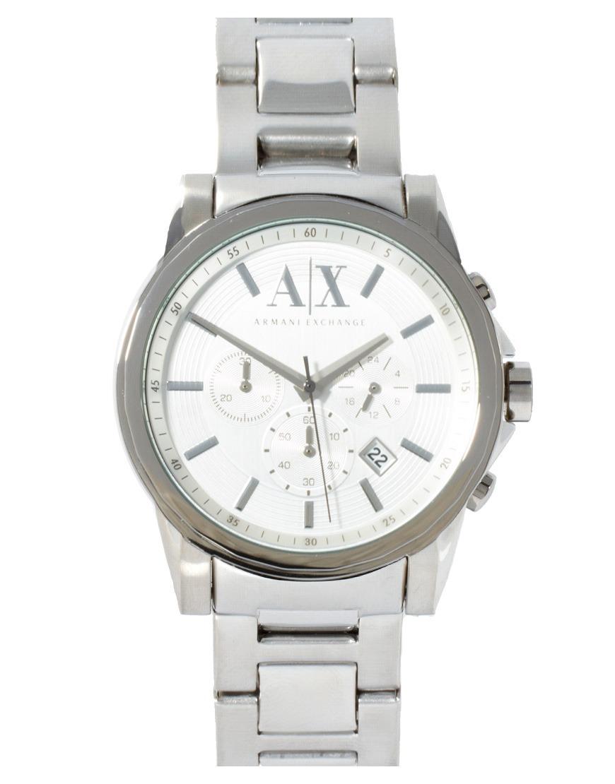 85a713d08a3e Reloj Armani Exchange Ax2058-gris. -   2