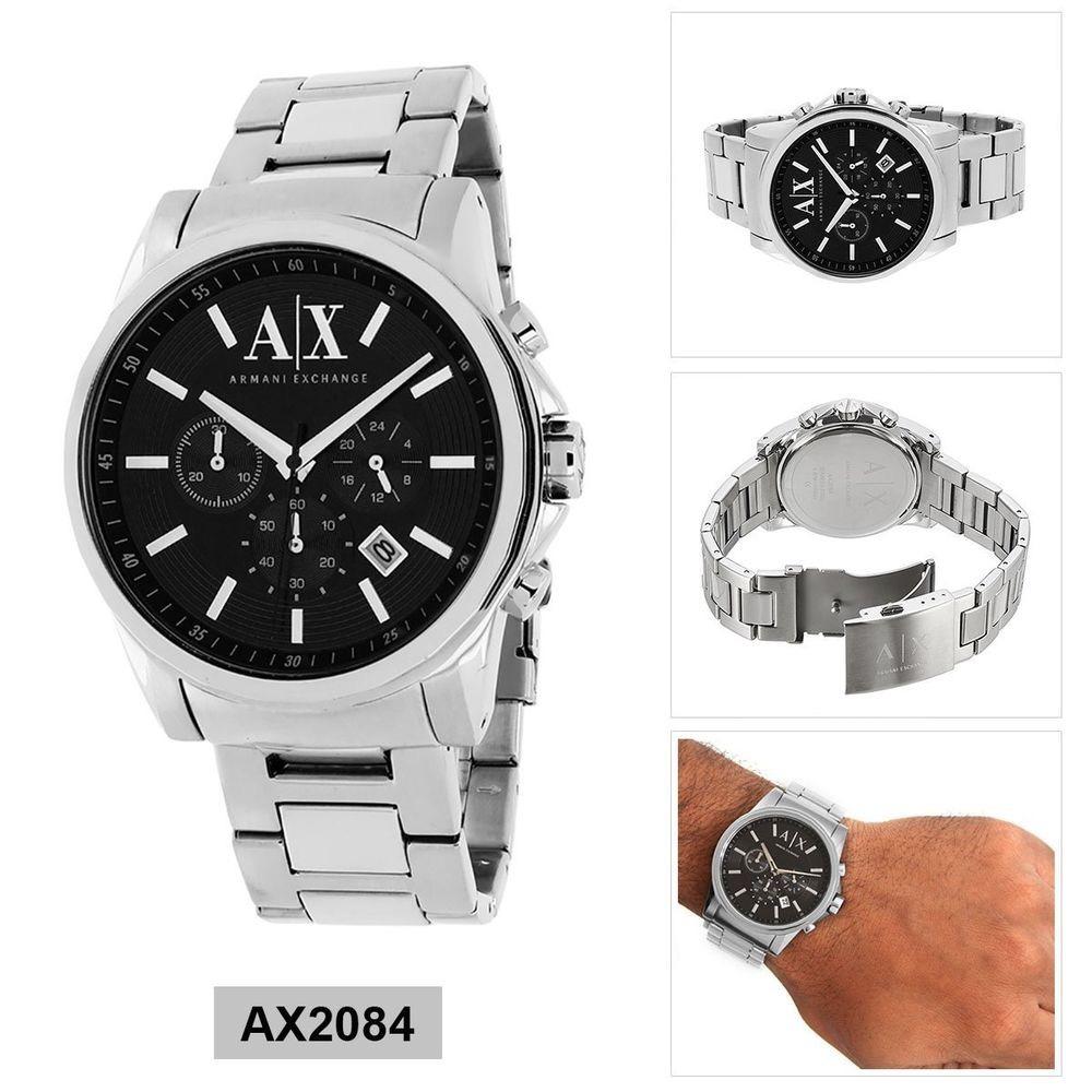 d3d906db173 Reloj Original Armani Exchange Para Caballero Ax2084 -   4