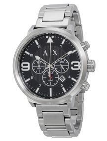 b8824d87ab65 Armani Exchange Ax 1194 Alarma Cronografo..luz Nocturna - Reloj de Pulsera  en Mercado Libre México