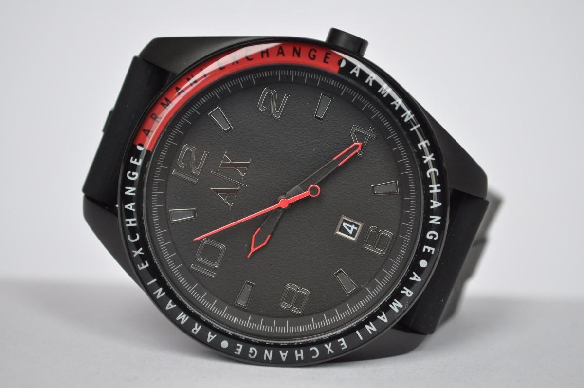 32f0f7abe766 Reloj Armani Exchange Ax Ax1301 Negro Clásico