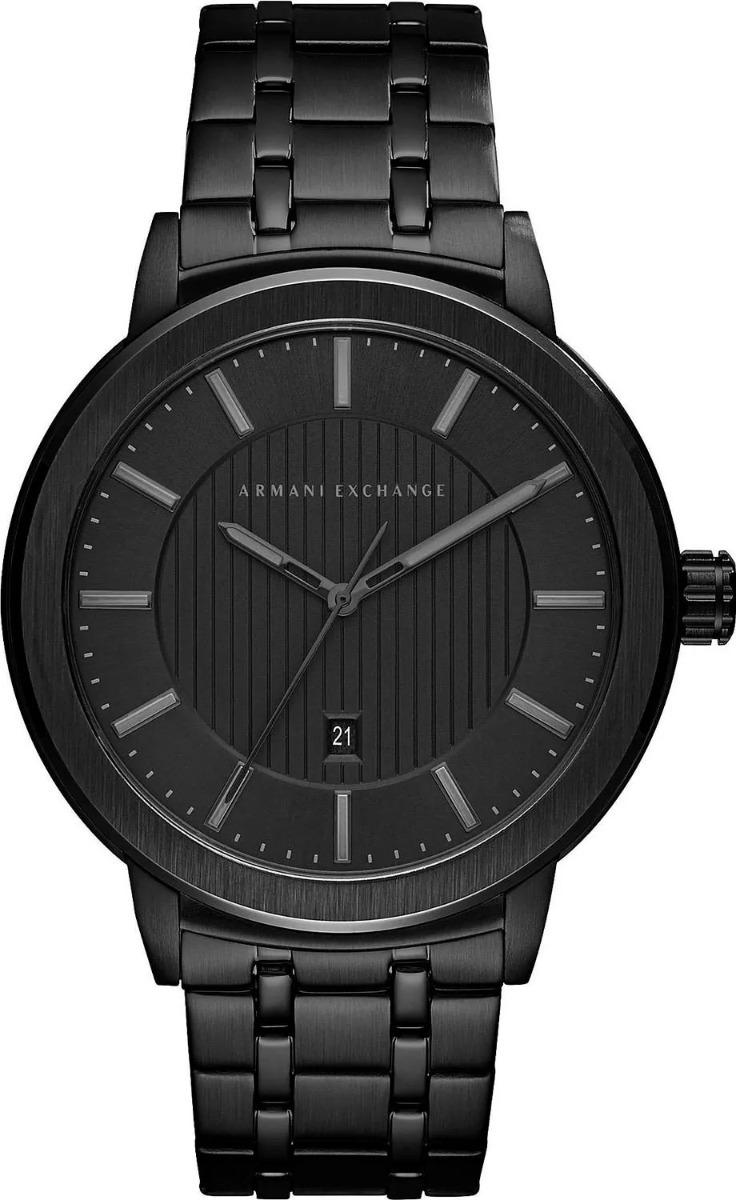 0401af673d77 reloj armani exchange ax1457 negro original para caballero . Cargando zoom.