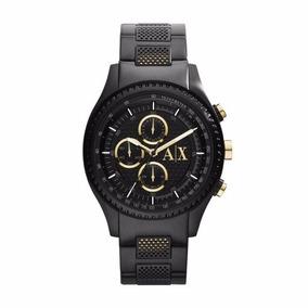 9e96f05ba593 Reloj Armani Exchange Ax1604 Acero Para Hombre Original