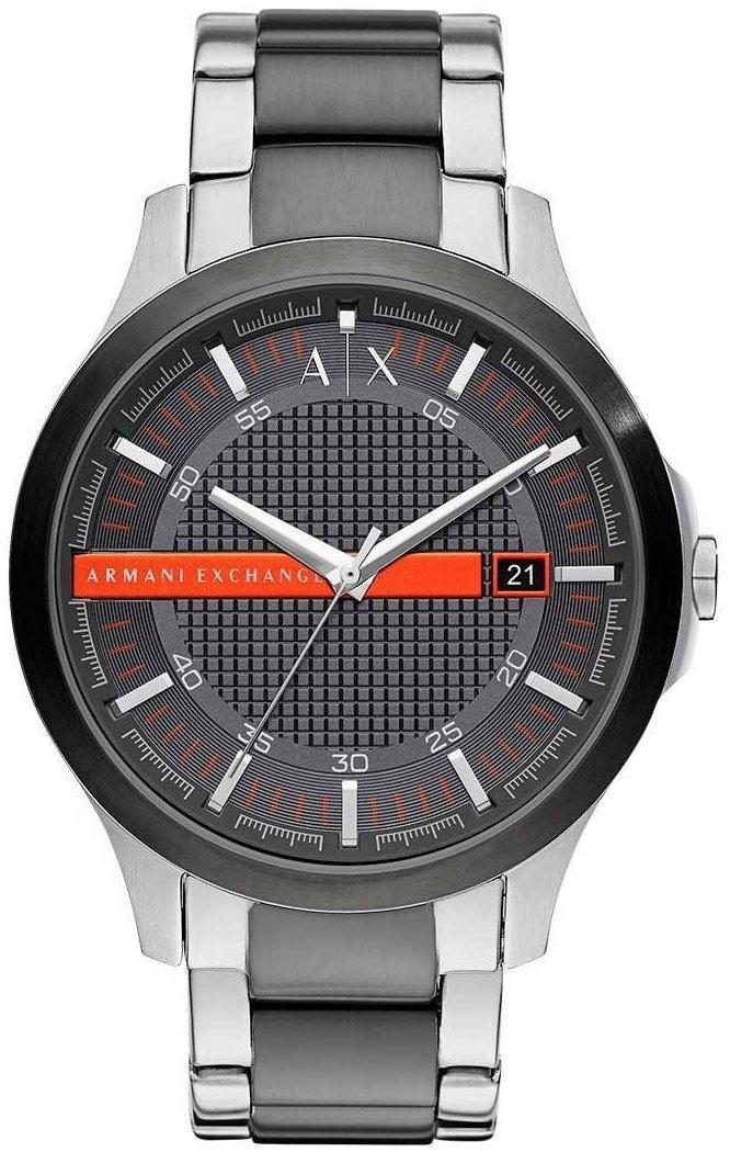 641fe3fa4cfd reloj armani exchange ax2404 acero plateado gris para hombre. Cargando zoom.