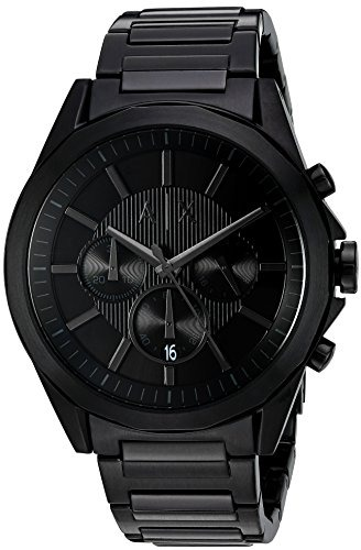 bb33906f4731 Reloj Armani Exchange Ax2601 Black Ip Para Hombre -   7.690