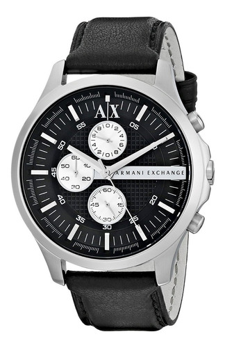reloj armani exchange black mod. ax2153