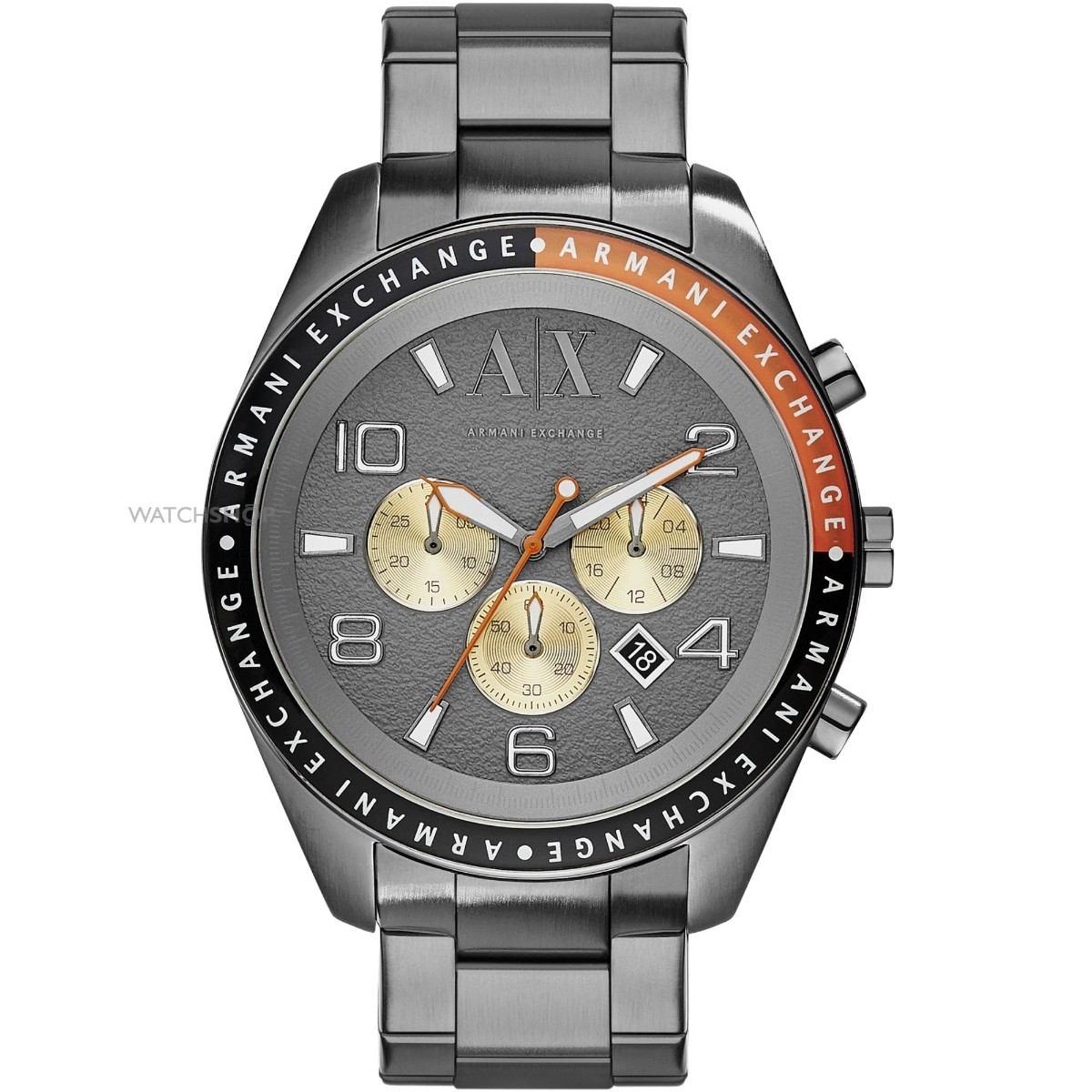 edd4f70da9c8 reloj armani exchange caballero modelo ax1256  3350 hm4. Cargando zoom.