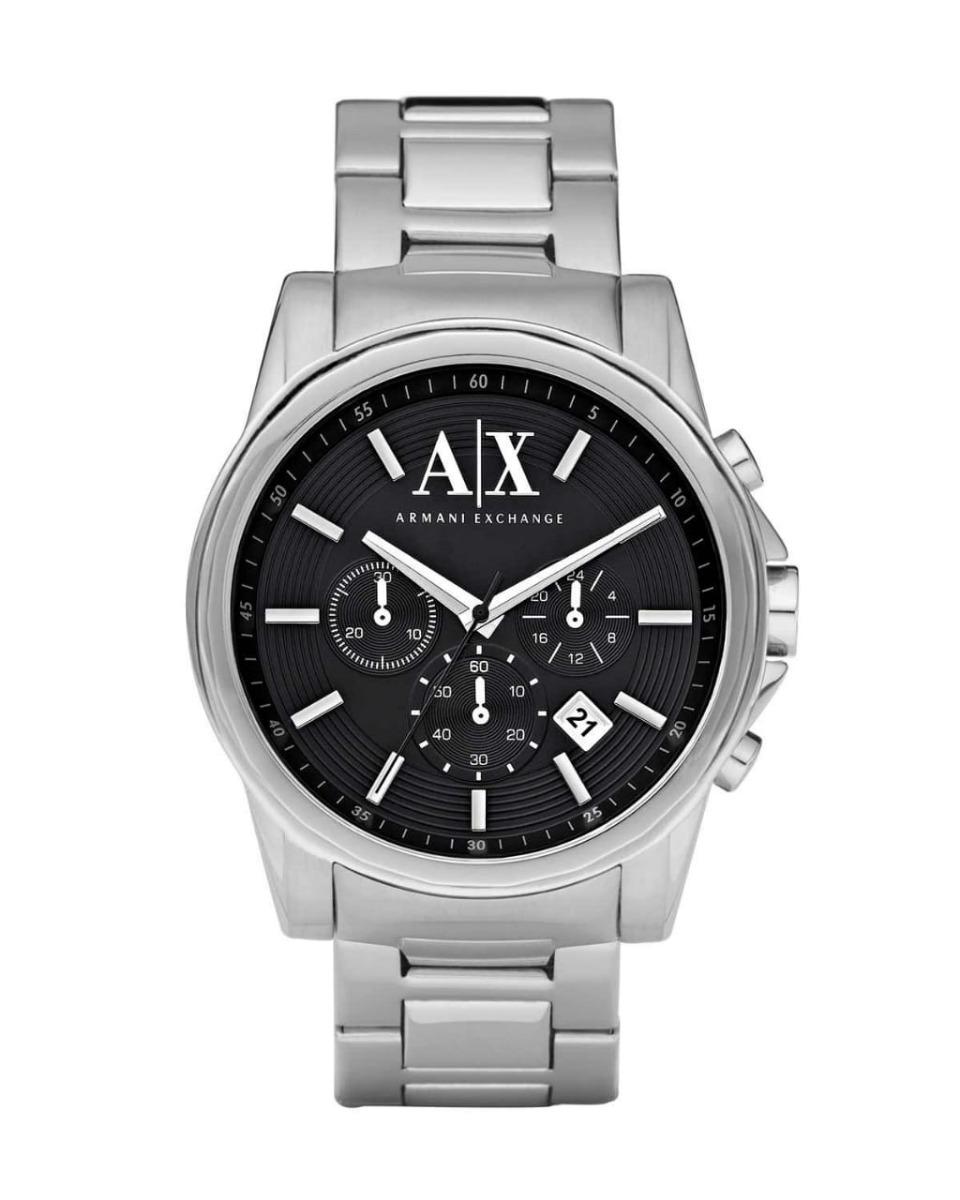 22b17a31e802 reloj armani exchange chronograph para caballero ax2084. Cargando zoom.