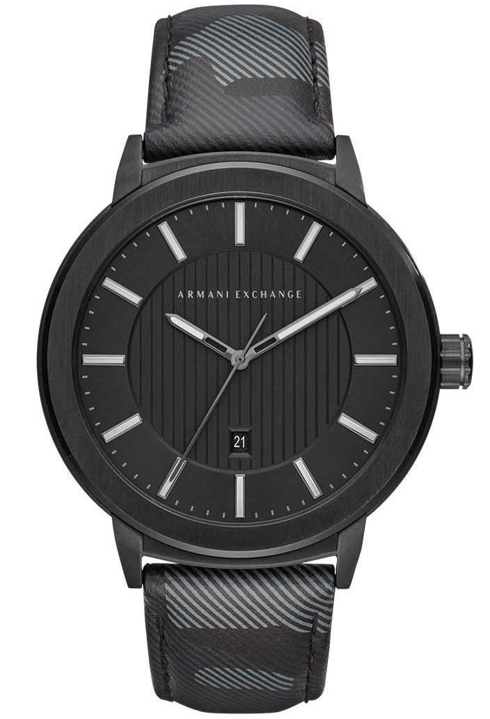 1547f9804967 reloj armani exchange d hombre ax1459 piel acero color negro. Cargando zoom.