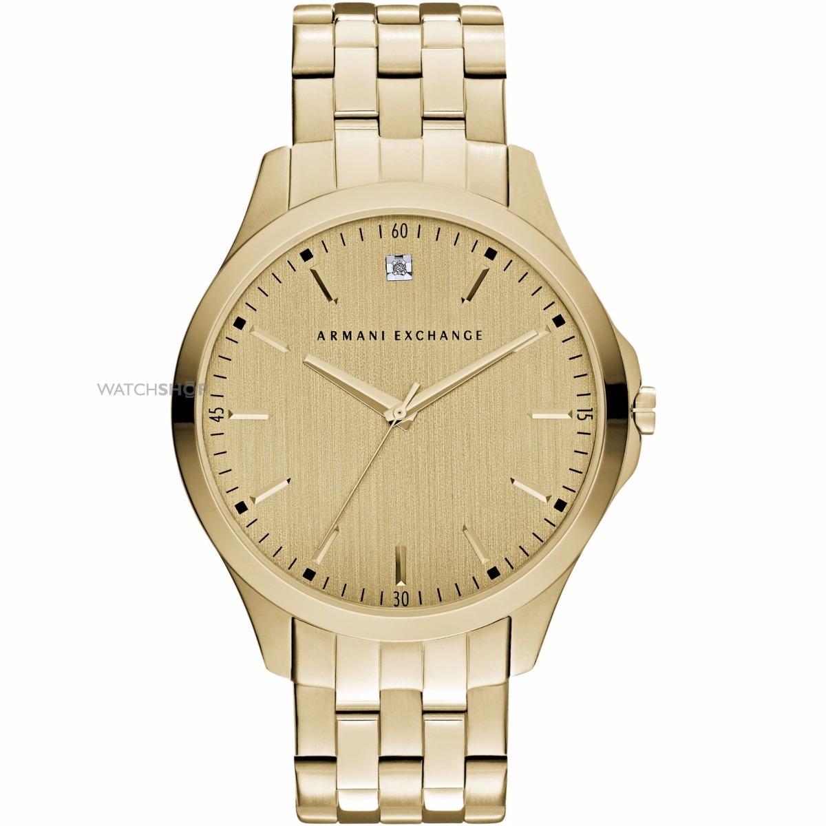 825b519343eb reloj armani exchange dorado ax2167 caballero. Cargando zoom.