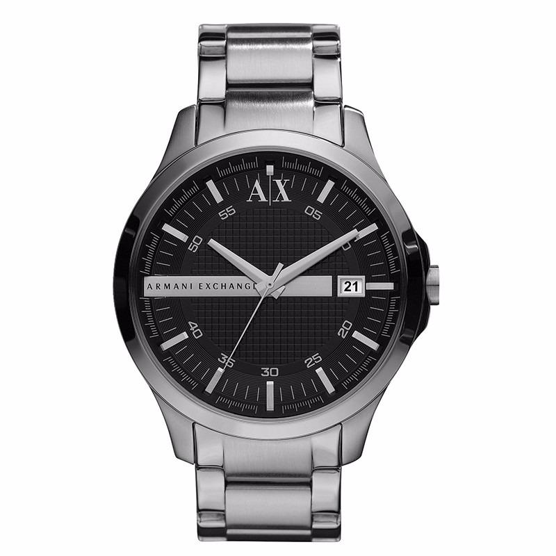 bd7e575b99d0 reloj armani exchange hampton ax2103 time square. Cargando zoom.