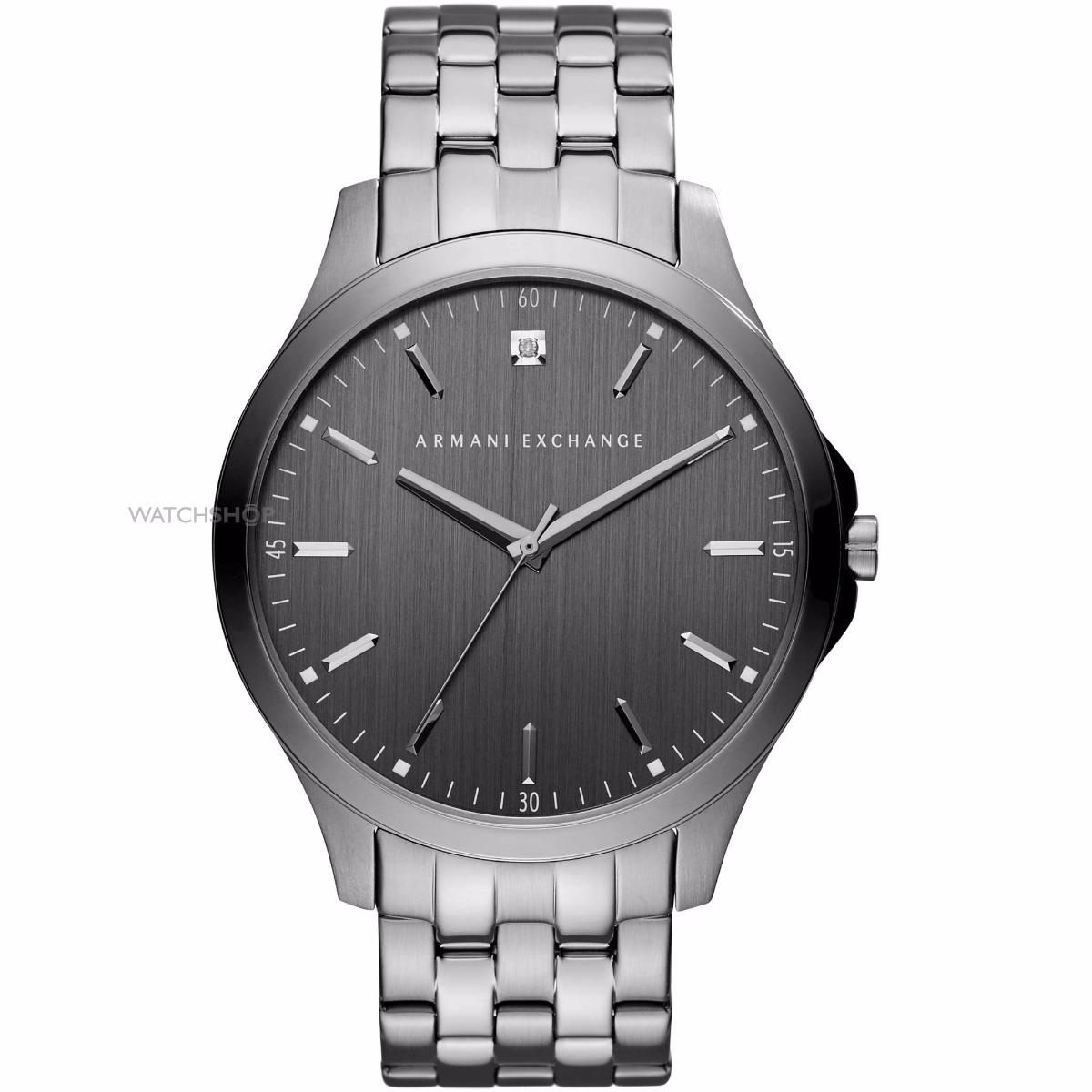 f48d30a9d97f reloj armani exchange hampton gris ax2169 caballero. Cargando zoom.