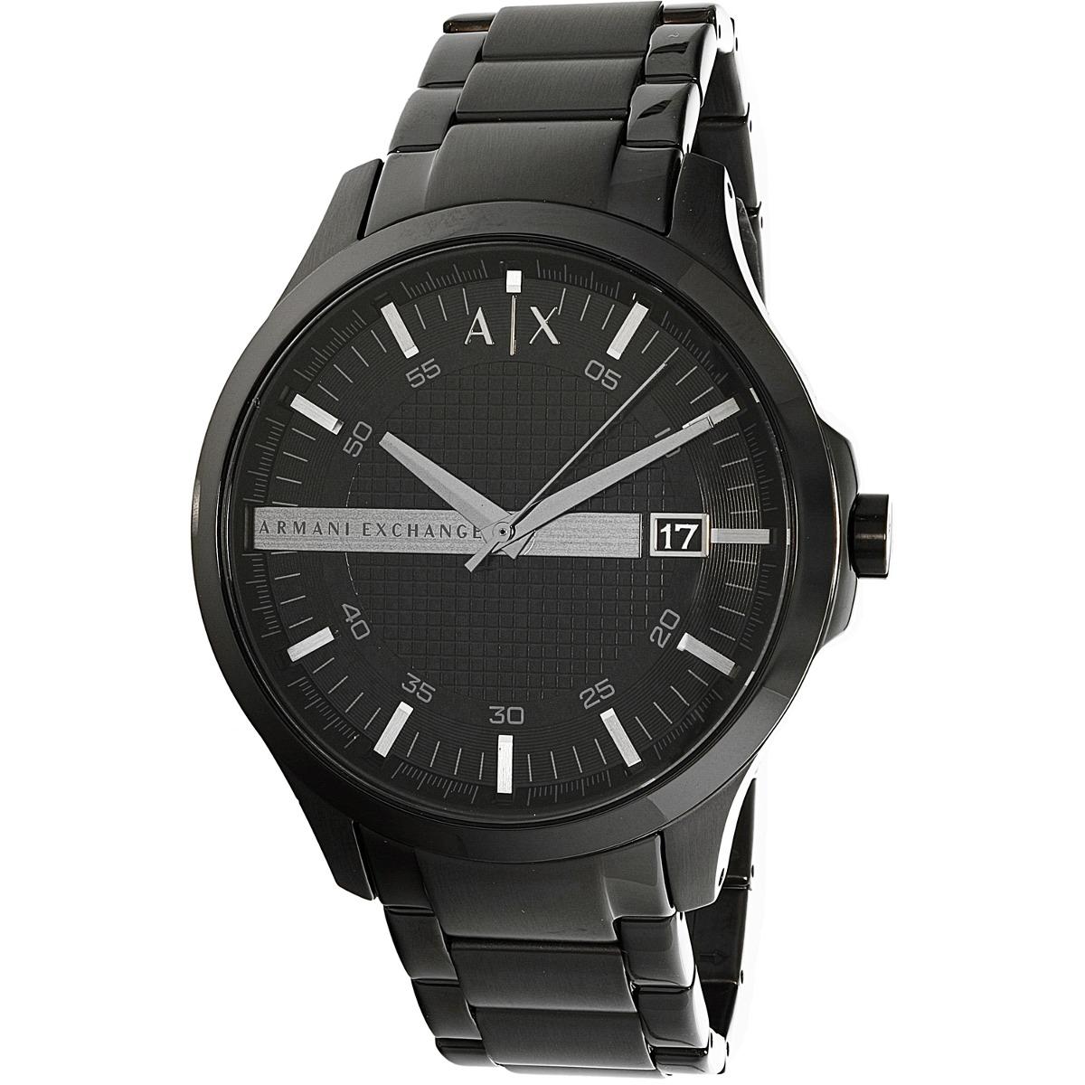 06cd15903b73 Reloj Armani Exchange Para Hombre Ax7101 Negro En Acero -   666.550 ...