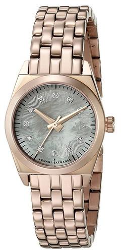 reloj armani exchange miss jackson acero mujer ax5336