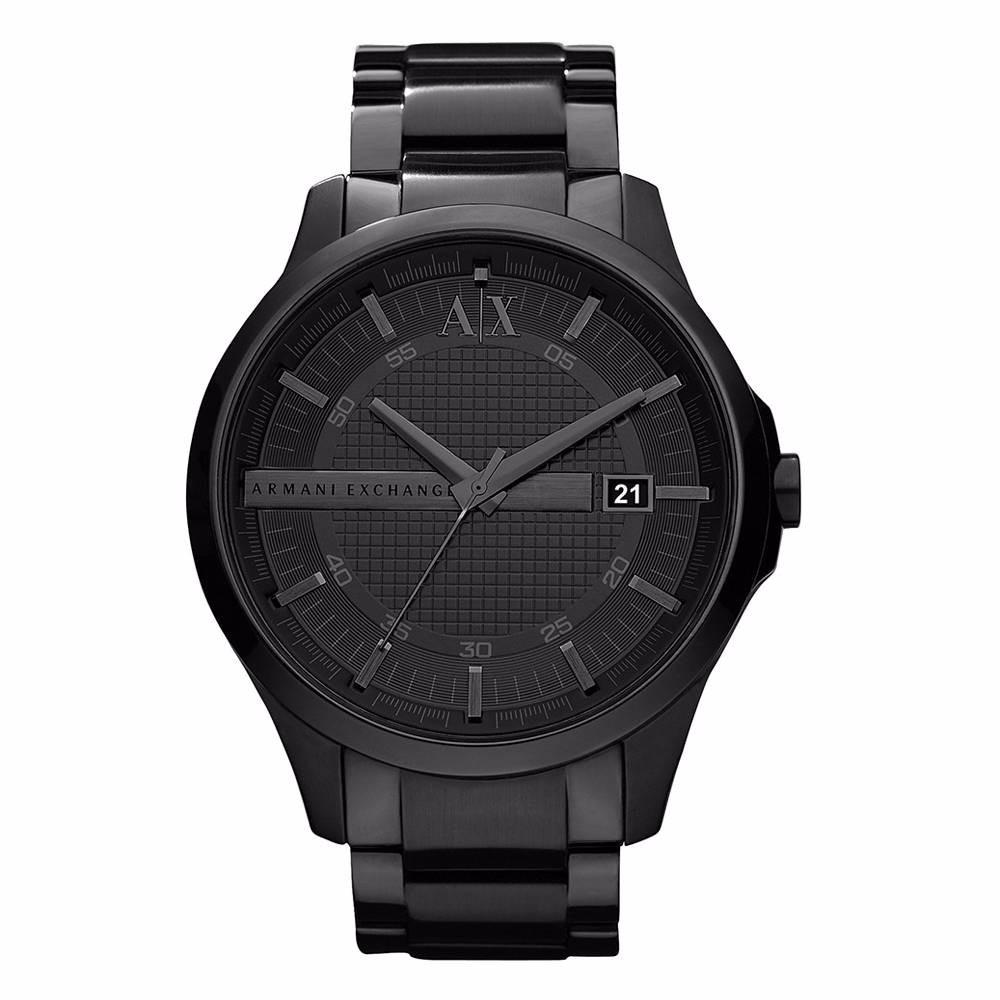 1cba98b4c6d8 reloj armani exchange mod. ax2104 negro para caballero. Cargando zoom.