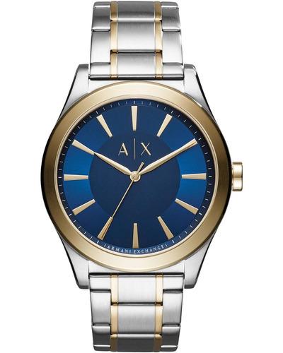 reloj armani exchange modelo: ax2332 envio gratis
