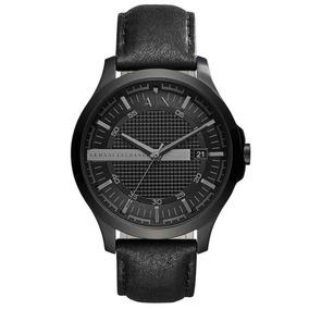 1d3431364039 Reloj Armani Exchange Negro Ax2264 Correa De Cuero Original · Reloj Armani  Exchange Modelo  Ax2400
