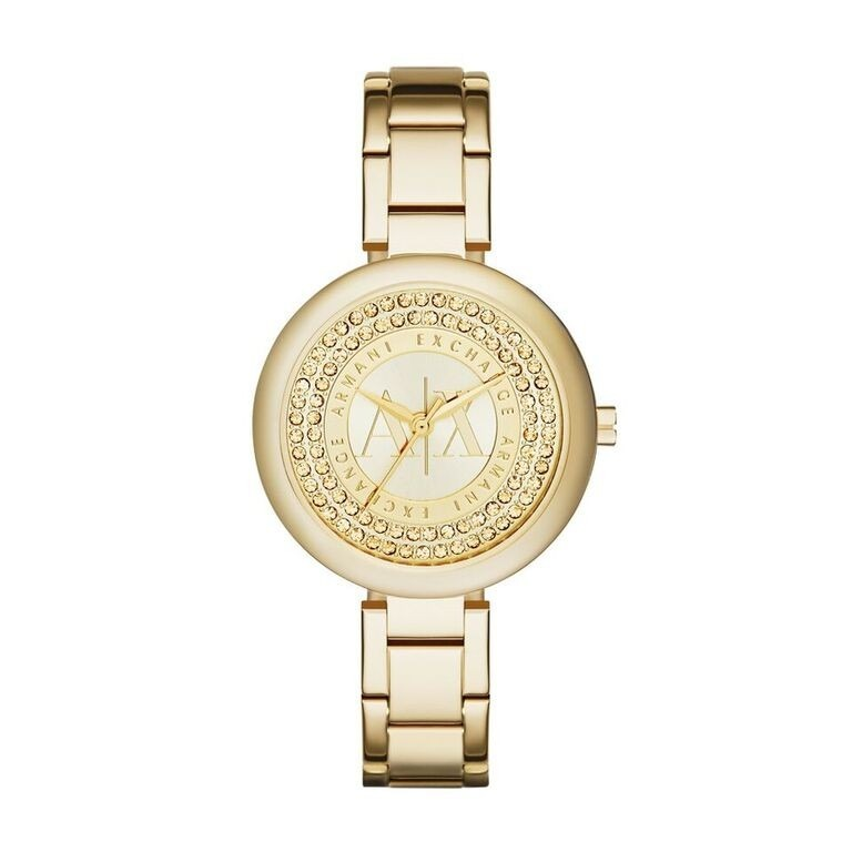 51fb4cdd47fc Reloj Armani Exchange Mujer Dorado Original Nuevo Ax4221 -   8.000 ...