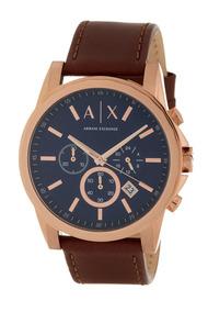 fa98b041558d Reloj Armani Exchange Caballero Ax2090 Café - Reloj para de Hombre ...