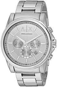 6cb958f17a39 Reloj Armani Exchange Ax2167 - Relojes en Mercado Libre Chile
