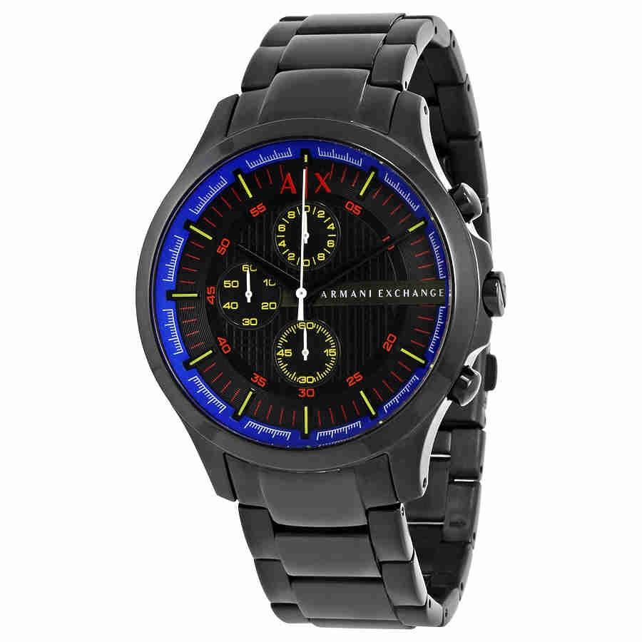 7eca31f8dd9b Reloj Armani Exchange Para Hombre Ax2191 Hampton Con -   599.550 en Mercado  Libre