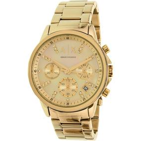 b398c4111687 Relojes Para Mujeres - Relojes Armani Exchange Clásicos para Mujer en Mercado  Libre Colombia