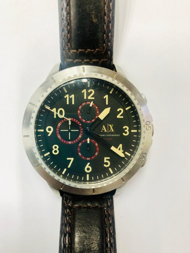 reloj armani exchange  seminuevo