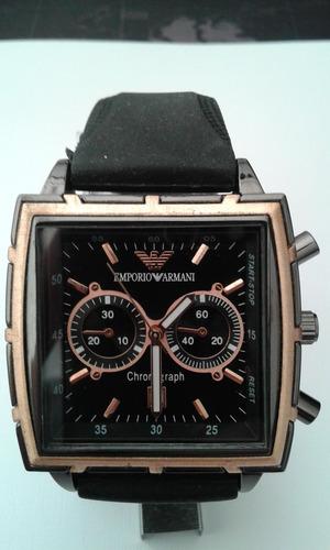 reloj armani exclusivo
