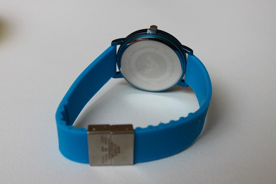 b27b16ff9696 Reloj Armani G Deportivo Caucho Analogo -   599.00 en Mercado Libre