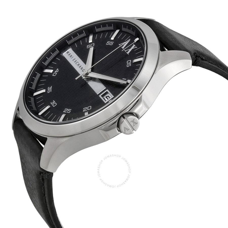 0570781333ad Reloj Armani Exchange Hombre Ax2101 Acero Envío Gratis! -   4.599