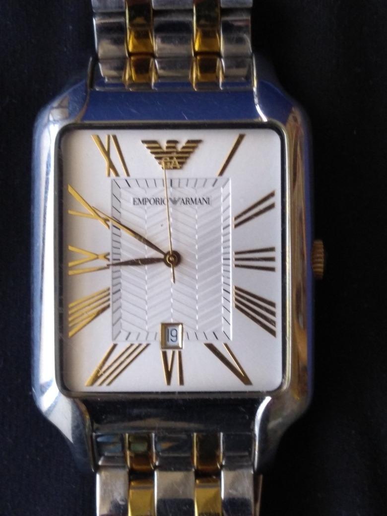 b86e4bbdb7a0 bs 60mil vendo reloj emporio armani ar0484 original (hombre) · reloj armani  (hombre). Cargando zoom.