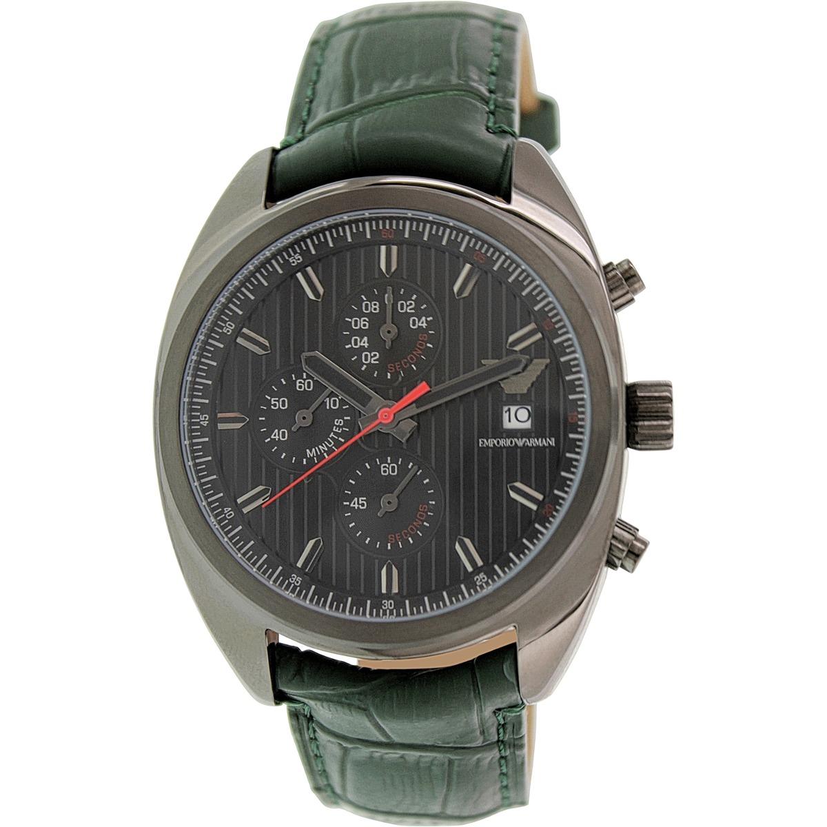 42480d5c0ab1 Reloj Emporio Armani Para Hombre Ar5936 Deportivo Con -   14.835