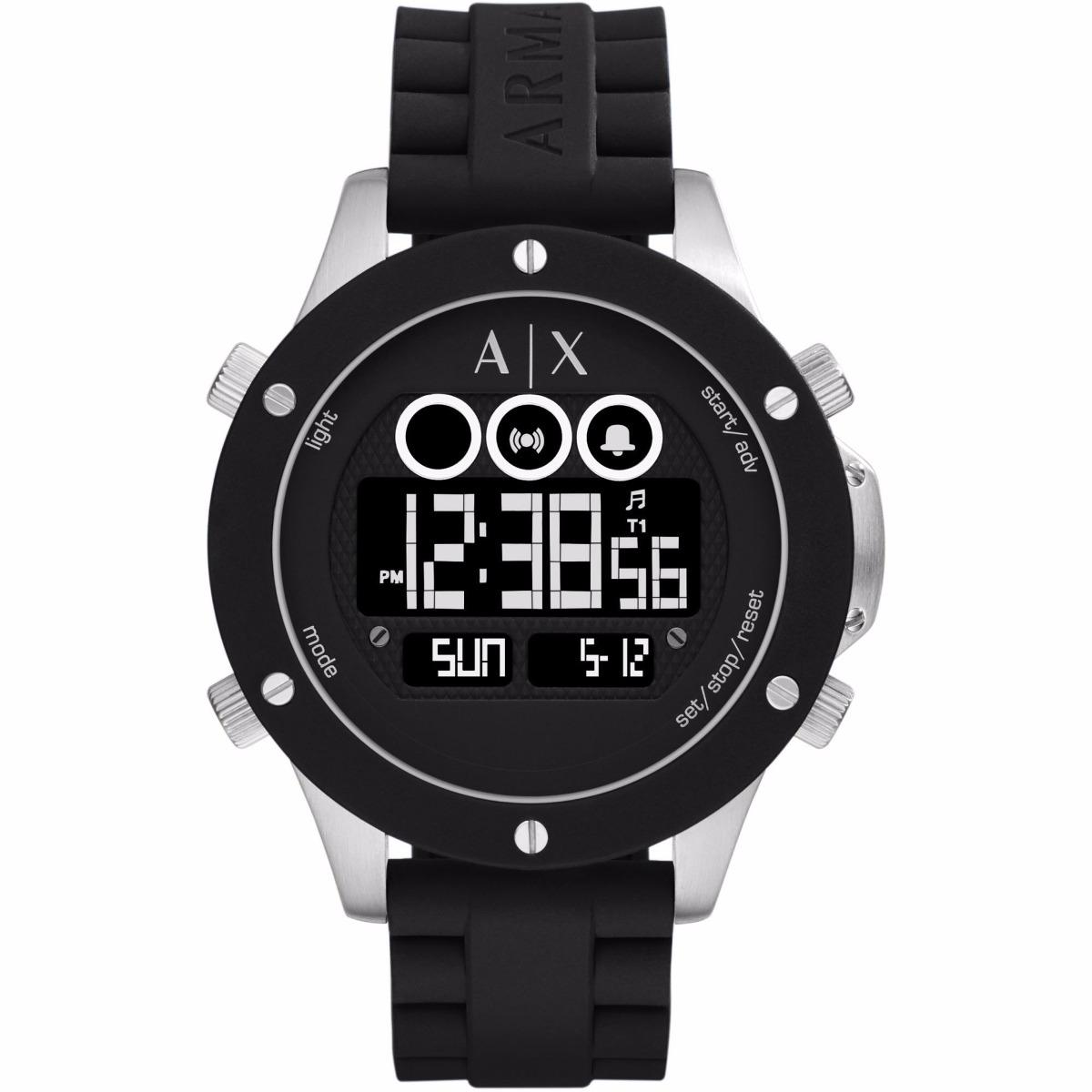 cdff48e60a20 reloj armani hombre tienda oficial ax1560. Cargando zoom.