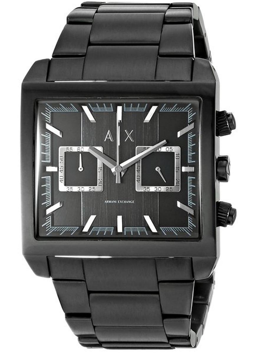 aca8ac2a21f5 reloj armani hombre tienda oficial ax2222. Cargando zoom.