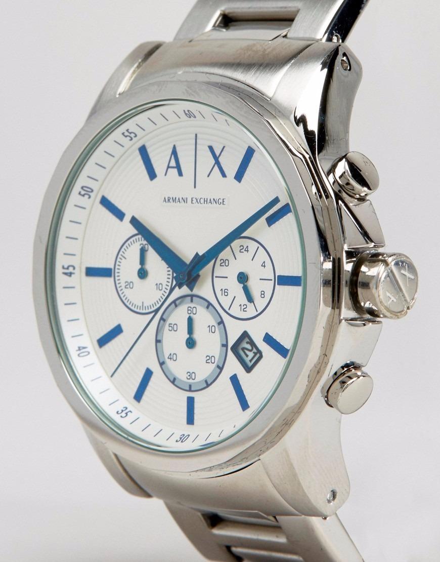 6cfc5b6e98b0 reloj armani hombre tienda oficial ax2510. Cargando zoom.